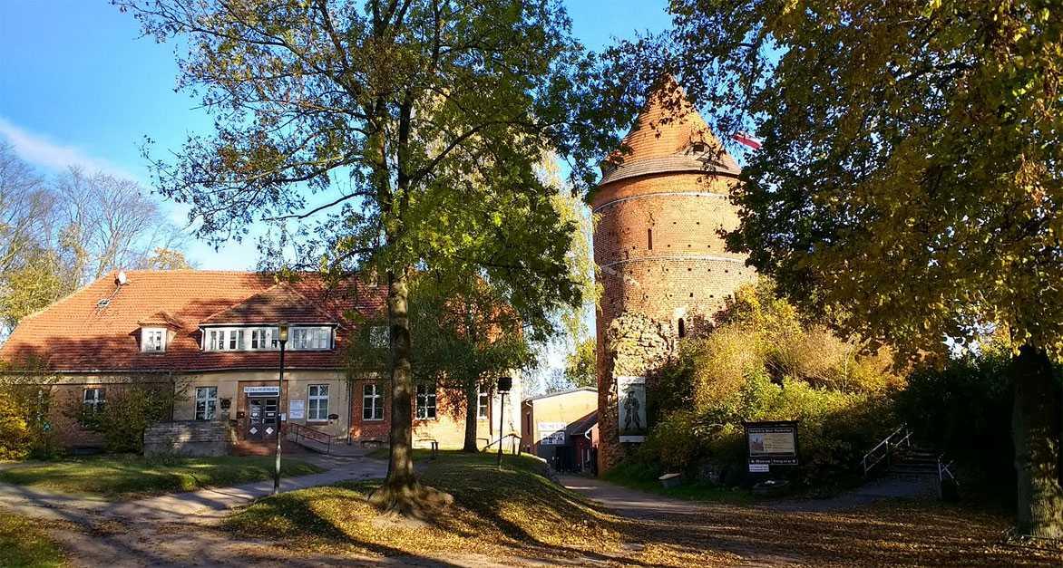 Silbermühle Plau